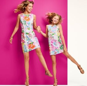 Lilly Pulitzer for Target Nosey Posie Floral Dress